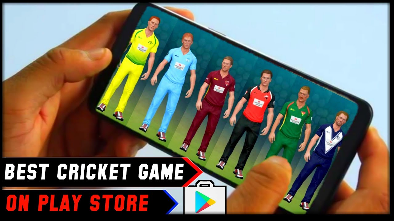 🔥Best Cricket Game On Play Store! Download Biggest Cricket Game For Android