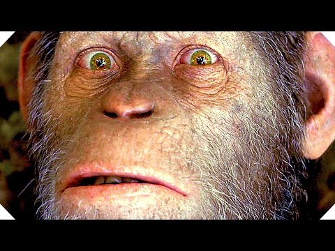 WAR FOR THE PLANET OF THE APES Trailer # 3 Teaser - New Movie Trailers 2017