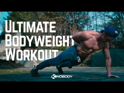 The Best Bodyweight Workout for a Great Physique (FREE WORKOUT)