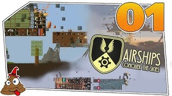Airships: Conquer the Skies #01 Erobern Modus | Lets Play Airships Conquer the skies deutsch german