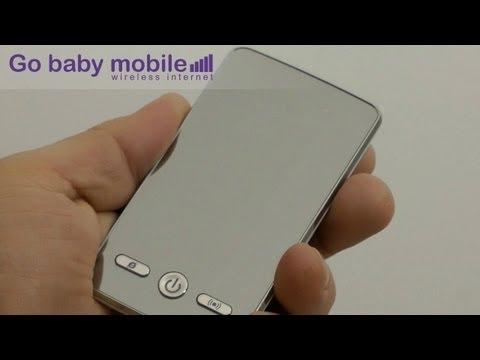 3G MiFi Mobile Broadband Unlocked Mini WiFi Review