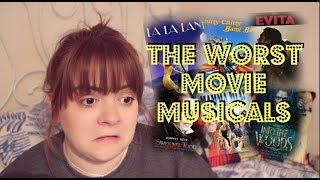 THE WORST MOVIE MUSICALS!