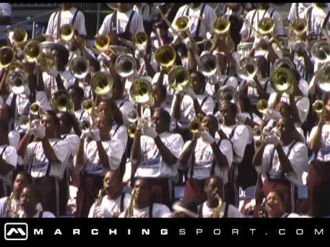 Cross That Line - Texas Southern Marching Band 2007