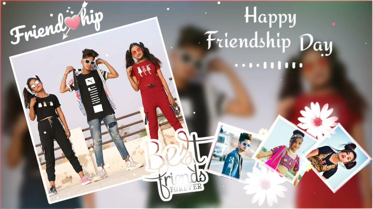☺️Happy Friendship Day 🤝 What's App Status | Payal Ishu Kunal | Mk Studio