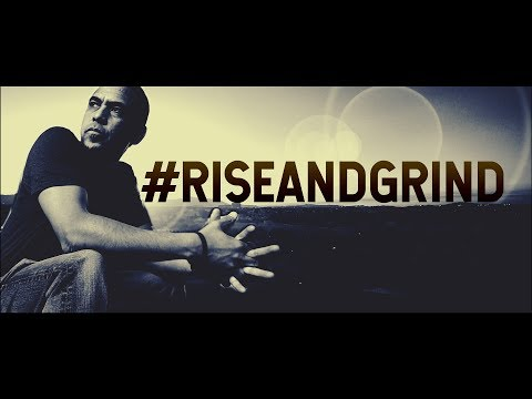 #RiseAndGrind : Broadway performer, worship leader & one of my BEST friends! Meet Darian Sanders!
