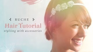 Hair Clips 101: How to Style with Hair Accessories