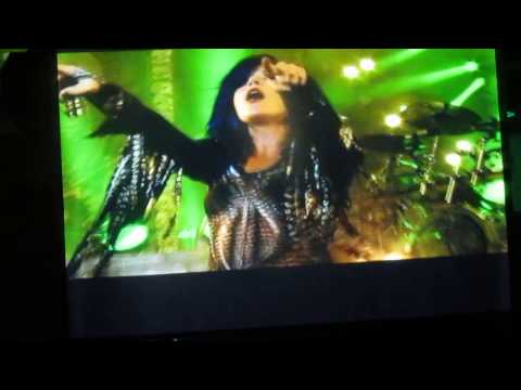 70000 TONS OF METAL: Arch Enemy press conference (Part 1)
