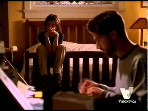 Party of Five -- 4x09 scene -- Charlie lashes out at Claudia