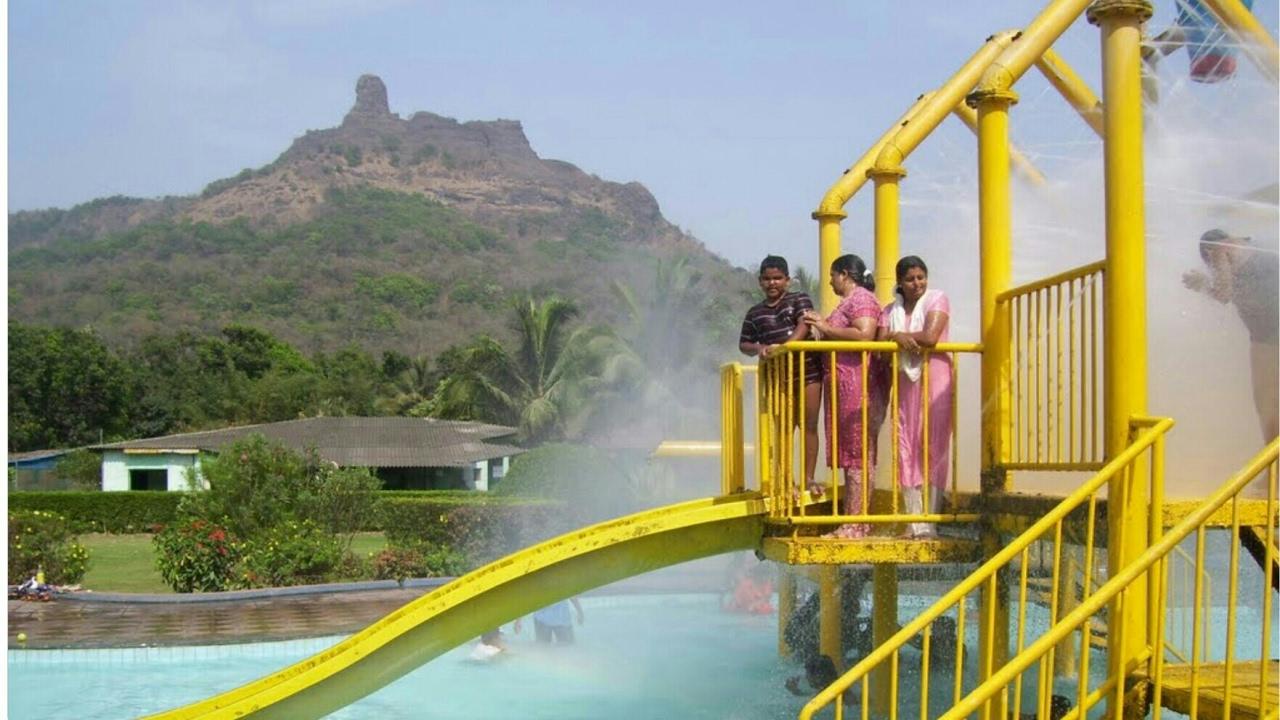Panoramic Resort, Karnala || #my first vlog ||
