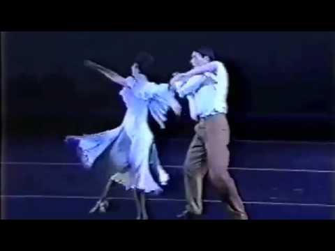 """Pierre Dulaine & Yvonne Marceau """"Aranjuez"""" Joyce Theatre"""