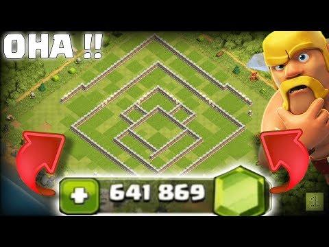 650.000 ELMAS KÖYÜ FULLEMEK !! (Adam Çıldırmış olmalı)| Clash Of Clans