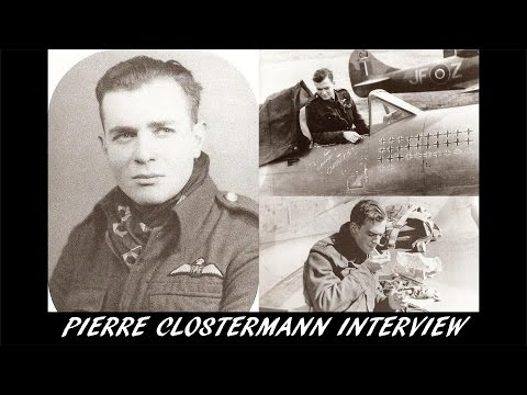 Audio from the Past [E16] - WW2 - Pierre Clostermann Interview (French)