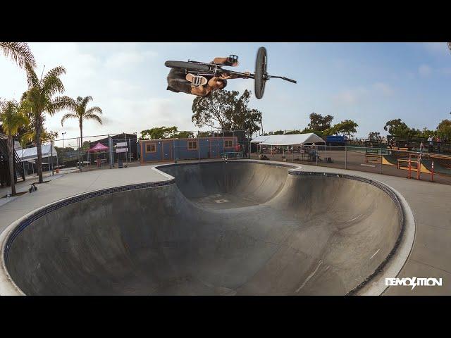 Demolition Parts: Matt Cordova's Summerlition
