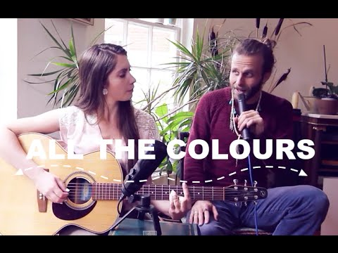 All the Colours / Wasted by Angus & Julia Stone (cover by Jessica Allossery & Nate Maingard)