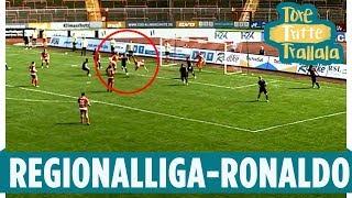 Amateur-Kicker trifft per CR7-Fallrückzieher | Tore, Tritte, Trallala