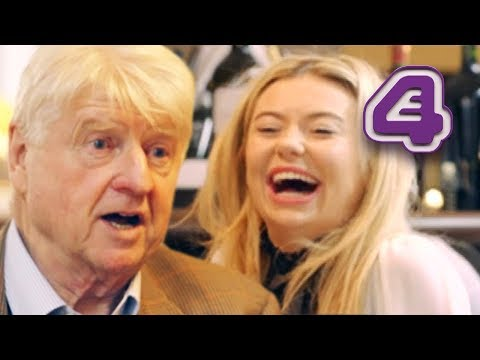 Toff Is Reunited With Her 'Guru' Stanley Johnson! | Made In Chelsea