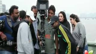 Yaaradi Mohini Song Making | Thaandavam Movie | Tamil film | Vikram - Anushka - Amy Jackson