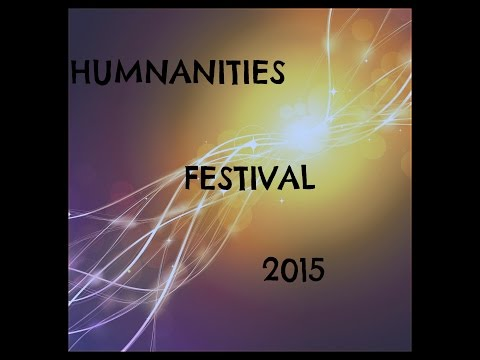 Humanities Festival 2015
