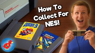 How To Collect F๐r the Nintendo Entertainment System (NES) - Retro Bird