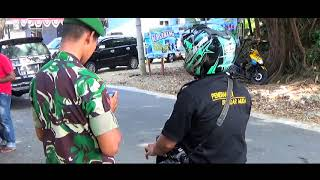 BEHIND THE SCENE FILM BABINSA UJUNG BARAT INDONESIA
