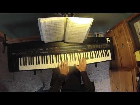 Baptize Me Piano Instrumental Karaoke Track