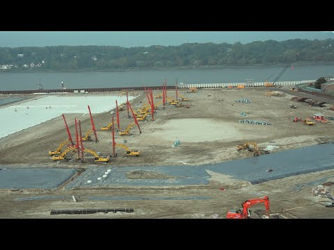 "VideoCast | Foundation System ""Geotextile Encased Columns"""