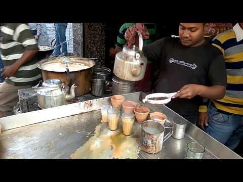 चाय बनाने का अद्भुत तरीका - Unique way of Making Tea