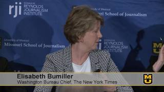 White House press corps | Hurley Symposium 2017