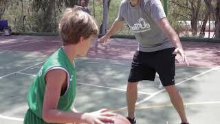 Campus Fundación Unicaja Baloncesto 2019 T3: Visita Berni Rodríguez