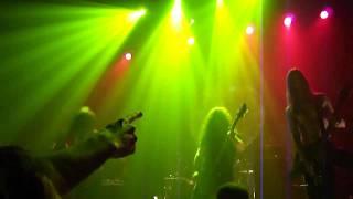Finntroll - Blodmarsch / Solsagan / Slaget... [Live @ the Gramercy Theatre, NY - 02/26/2011]