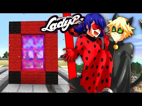 Como Hacer Un Portal A La Dimension De Miraculous Ladybug