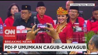 Megawati Usung Karolin Anak Gubernur Kalbar Tarung di Pilkada