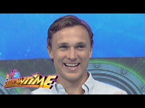It's time: William Moseley visits It's time