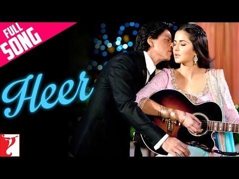 Heer - Full Song | Jab Tak Hai Jaan | Shah Rukh Khan | Katrina Kaif | Harshdeep Kaur