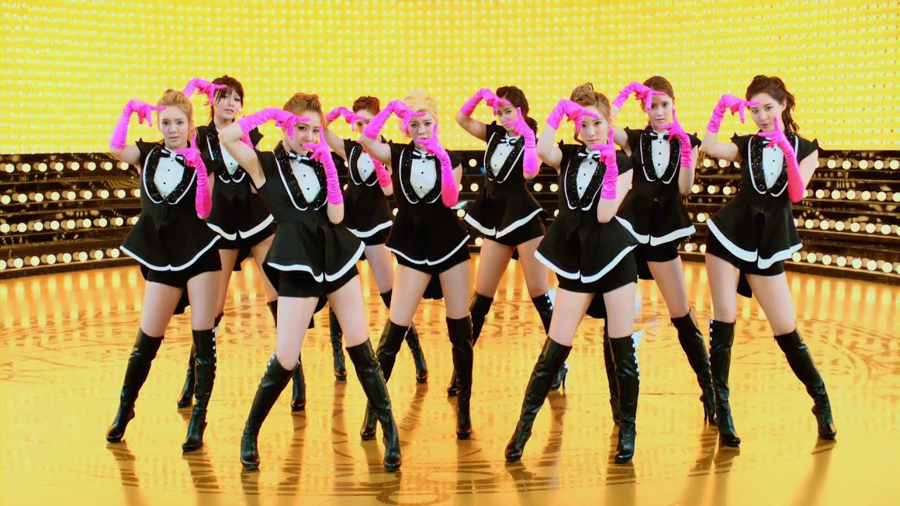 Girls Generation Paparazzimusic Video Dance Edit -5399