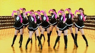 Girls' Generation 少女時代 'PAPARAZZI' MV Dance Edit GOLD