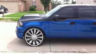 Ford F150 On 28s Videos Moviki Xyz