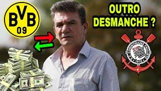 URGENTE ! CORINTHIANS PODE ESTAR VENDENDO CRAQUE AO BORUSSIA DORTMUND !!!!