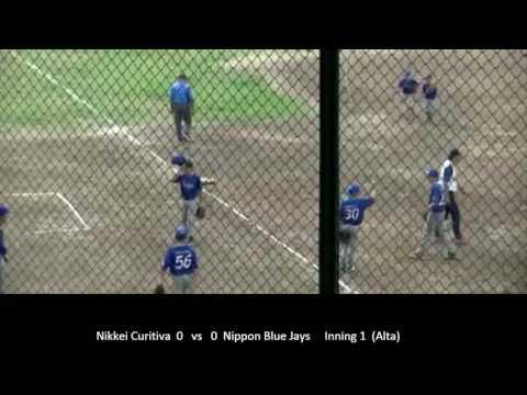 Nikkei Curitiba  vs  Nippon Blue Jays