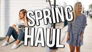 Spring Haul 2017 | Clothes, Shoes, Bags!