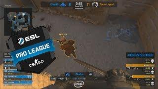 ESL Pro League S8 - Cloud9 vs Team Liquid - Highlights - CS:GO