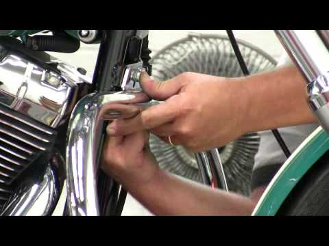 How to Install Motorcycle Engine Guards