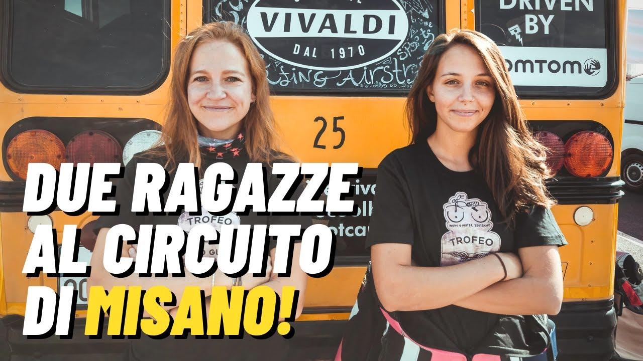 PORTIAMO DUE RAGAZZE A CORRERE A MISANO - Trofeo Moto Guzzi Fast Endurance - Misano