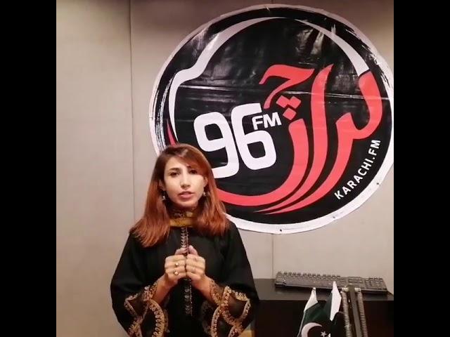 Ms. Farah Aftab - Karachi FM 96