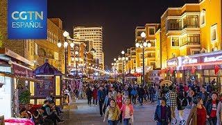 La iniciativa de la Franja y la Ruta abre a las compañías de Urumqi los mercados de Asia Central