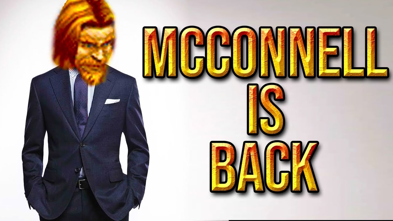 MCCONNELL IS BACK! First 2019 Twitch Stream Before Classic ...