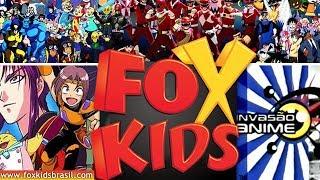 Fox Kids Brasil - Intervalos Comercias