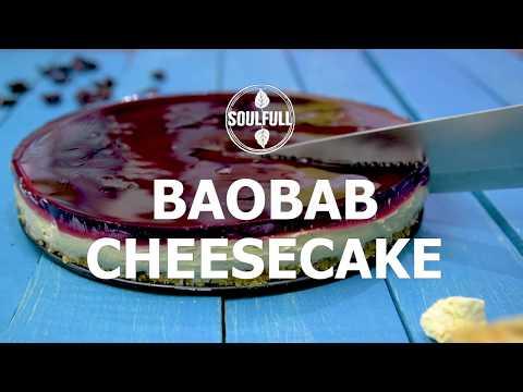 BAOBAB CHEESECAKE