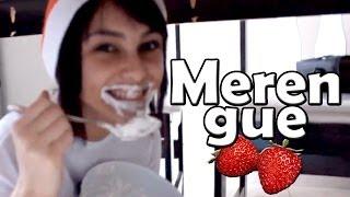 Especial de Natal - Aprenda a fazer merengue de morango com os Nenhos