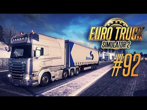 Euro Truck 2 - С грузом по Европе
